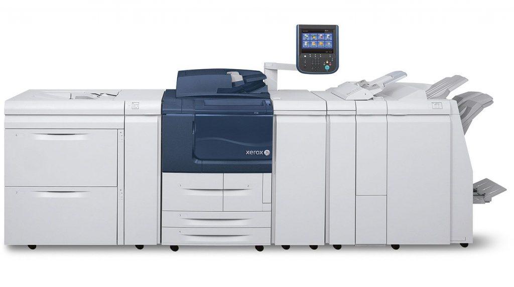 Xerox D136 Copier